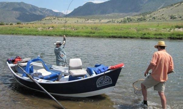 Guided Lake Float Trip in Breckenridge, Colorado
