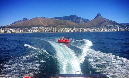 Water Skiing In Cape Town