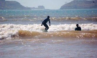 Enjoy Surf Lesson & Rentals in Essaouira, Morocco