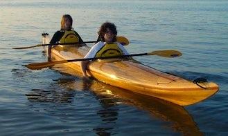 Amazing Double Kayak Rentals in Essaouira, Morocco