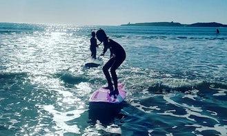 Fun Surfing Lessons in Essaouira, Morocco