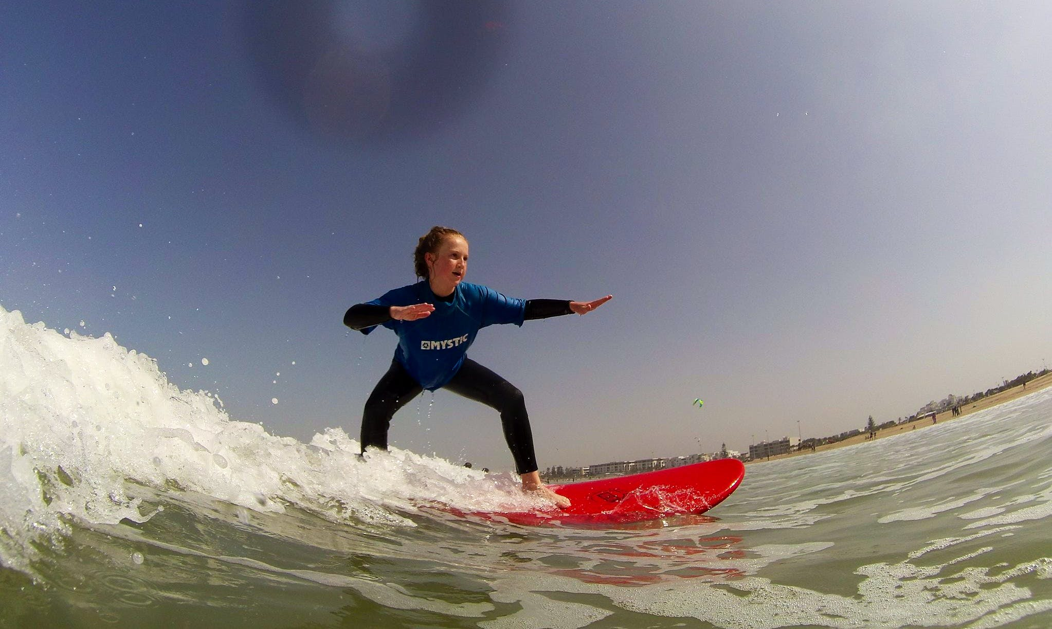 Beginner Surf Lessons with a Professional Surf Team in Essaouira, Morocco