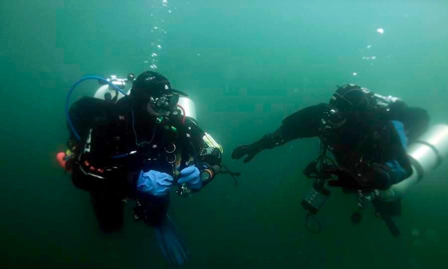 Enjoy Diving Courses in Constanța, Romania