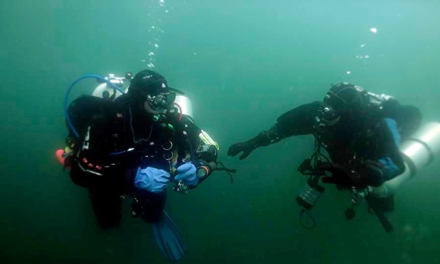 Enjoy Diving Courses in Constanța, Romania