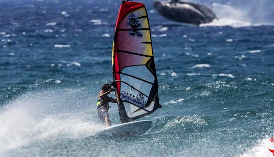 Enjoy Windsurfing Lessons And Rentals In Essaouira, Morocco