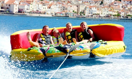 Enjoy Sofa Rides In Baška, Croatia