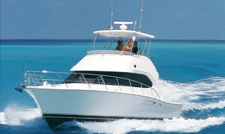 Fishing Charter On 47' Riviera Sport Fisherman Yacht In Napoli, Italy