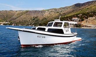 Rent a Cuddy Cabin in Zaton, Croatia