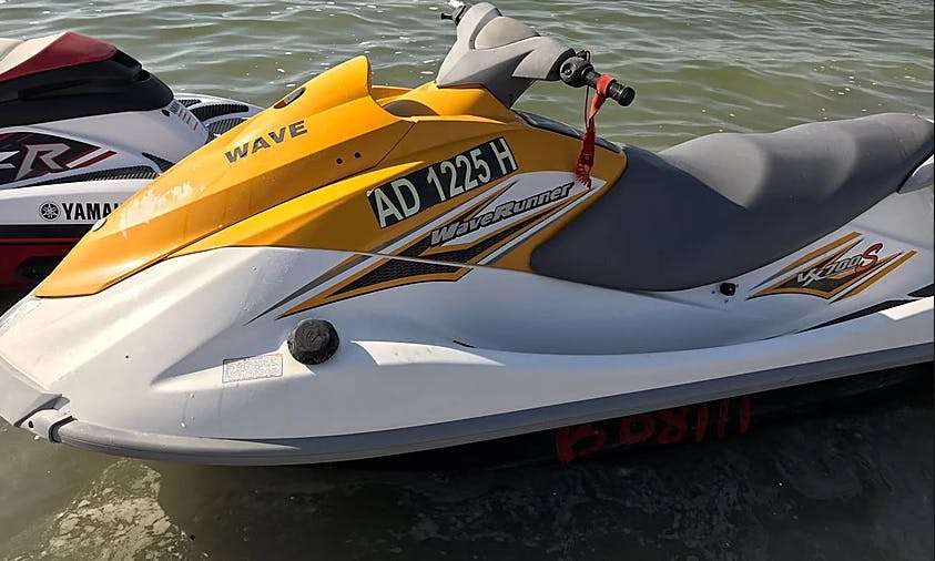 Amazing Three- Person Jet Ski Rental in Abu Dhabi, UAE