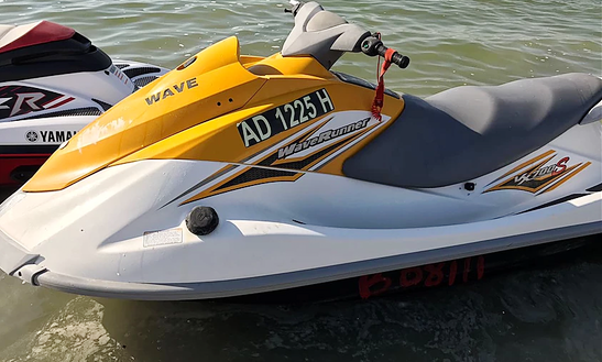 Amazing Three- Person Jet Ski Rental In Abu Dhabi, Uae