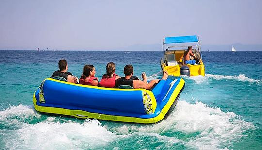 Enjoy Sofa Rides In Abu Dhabi, United Arab Emirates