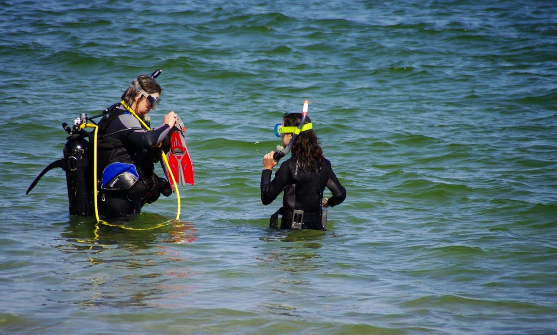 Kids camp (7 days): SCUBA_Speleo Adventure, Black Sea