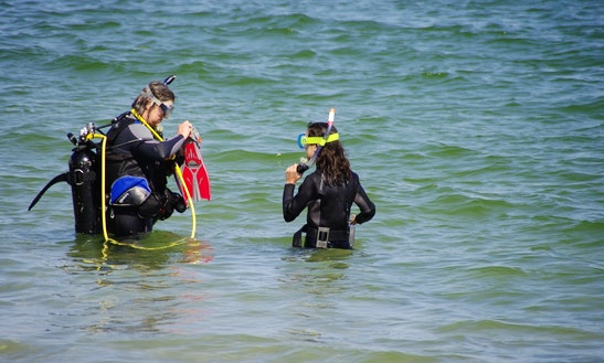 Kids Camp (7 Days): Scuba_speleo Adventure, Black Sea