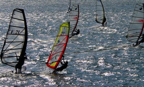 Enjoy Windsurfing Lessons And Rentals In Saint-denis-d'oléron, Nouvelle-aquitaine