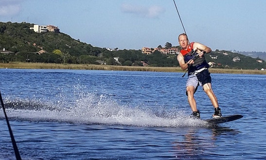Enjoy Wakeboarding In Langebaan, South Africa