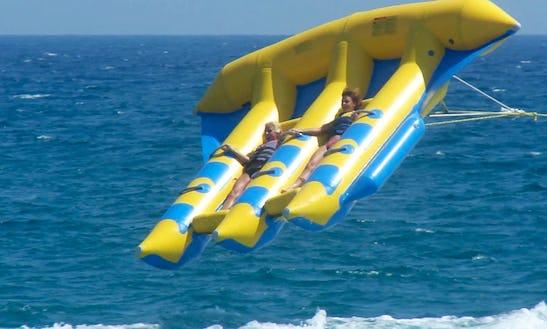 Enjoy Fly Fish Rides In Pile, Larnaka
