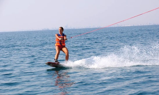 Enjoy Wakeboarding In Pile, Larnaka