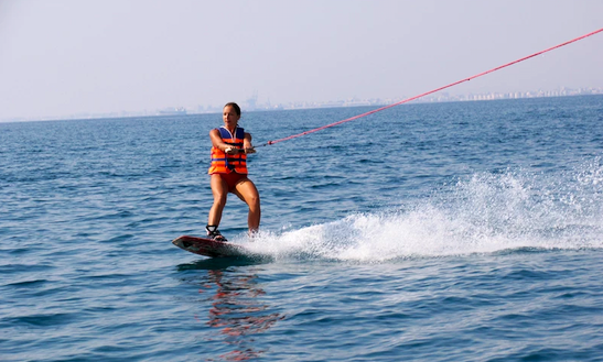 Enjoy Wakeboarding In Pile, Larnaka