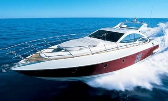 Charter The Azimut 68 S Power Mega Yacht In Sorrento, Italy