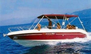 Rent the Marinelo 22 Power Boat in Okrug Gornji, Croatia