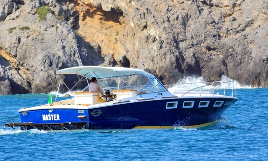 Discover The Tuscan Islands On 35ft