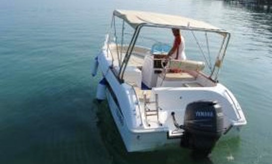 Rent 21' Marinello Open Bowrider In Desenzano Del Garda, Italy