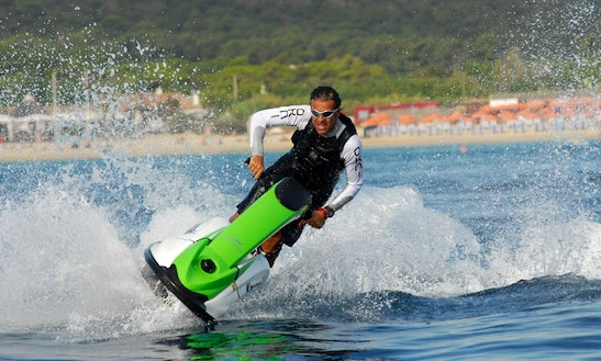 Rent A Standing Jet Ski In Ramatuelle, France