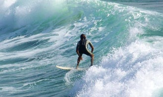Surf Classes and Board Rentals in Tamraght, Morocco