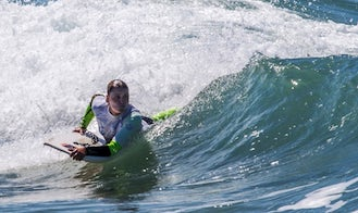 Fun Bodyboard Lessons and Rentals in Tamraght, Morocco