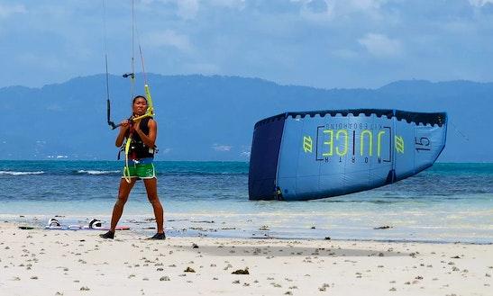 Discover Kitesurfing In Koh Phangan, Southern Thailand