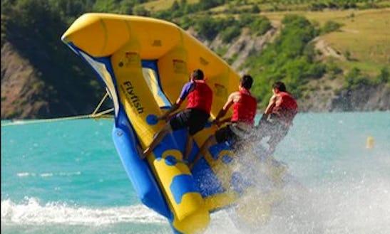 Enjoy Fly Fish Rides In La Seyne-sur-mer, France