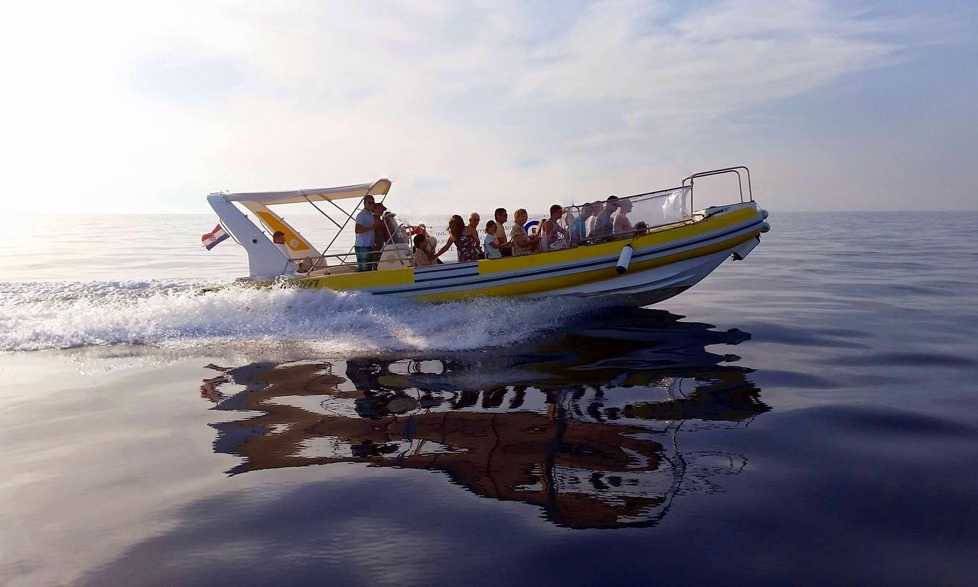 Jet Boat Tour in Dubrovnik