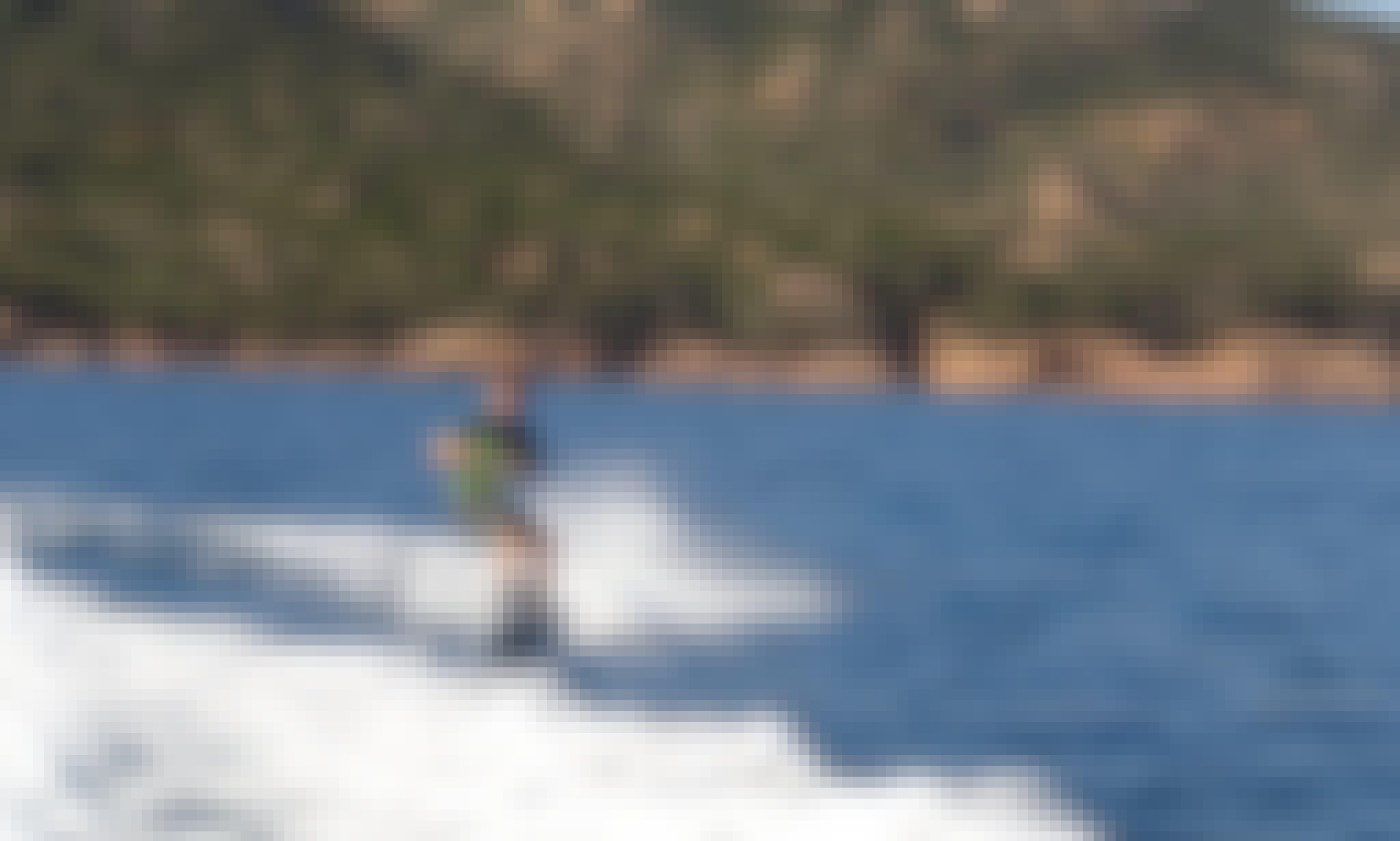 Enjoy Wakeboarding in Porto-Vecchio, Corse