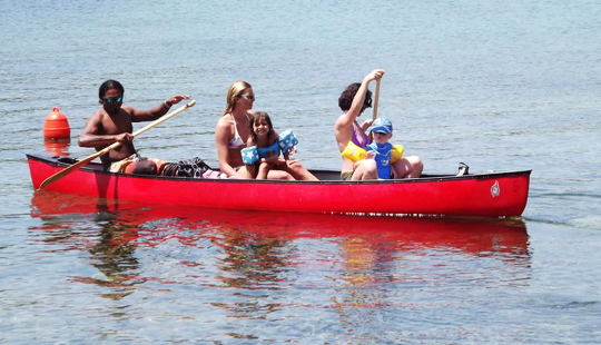 Enjoy Canoe Rentals In Porto-vecchio, Corse