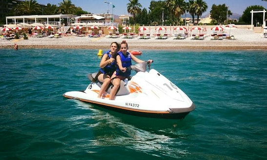 Exciting Jet Ski Ride In Villeneuve-loubet, France