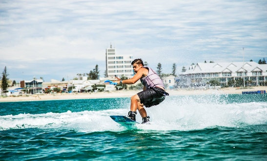 Enjoy Wakeboarding In Exmouth, Western Australia