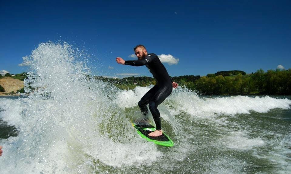 Enjoy Surfing in Niederösterreich, Austria