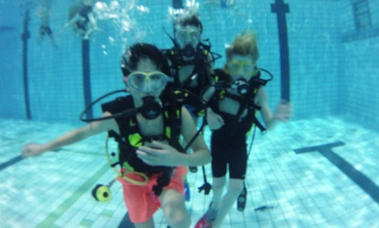 Diving Courses In Ede, Netherlands