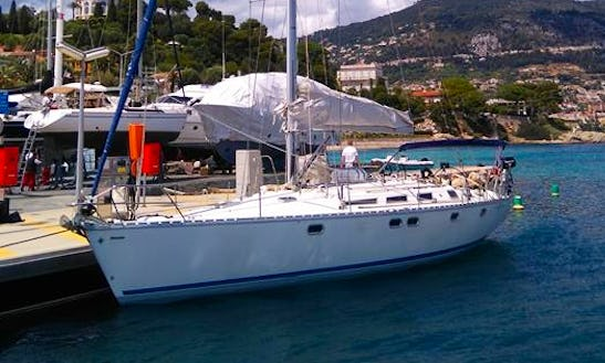 Charter A Cruising Monohull In Théoule-sur-mer, France