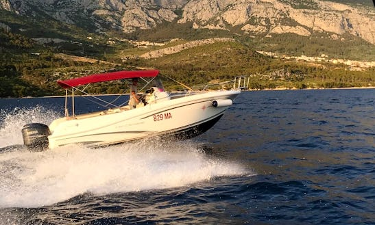 Book This Amazing Center Console In Makarska, Croatia