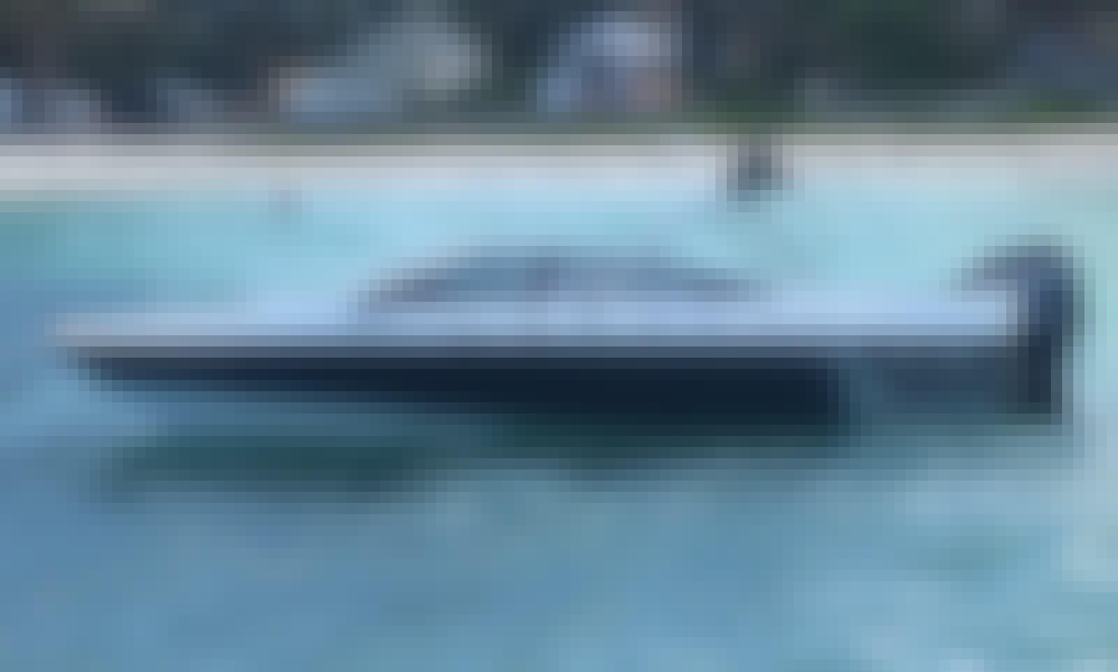 Full Day Charter on 20' Bayliner Capri Bowrider In Nassau, The Bahamas