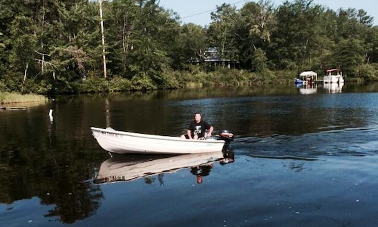 Rent The 11' Dinghy In Ossipee, New Hampshire