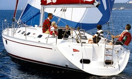 Charter 43' Gib Sea Cruising Monohull In Poreč, Croatia