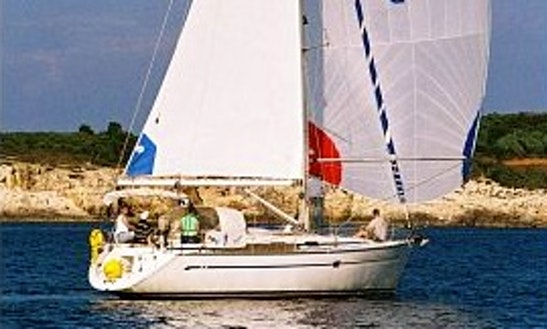 Charter 40' Bavaria Cruiser Cruising Monohull In Poreč, Croatia
