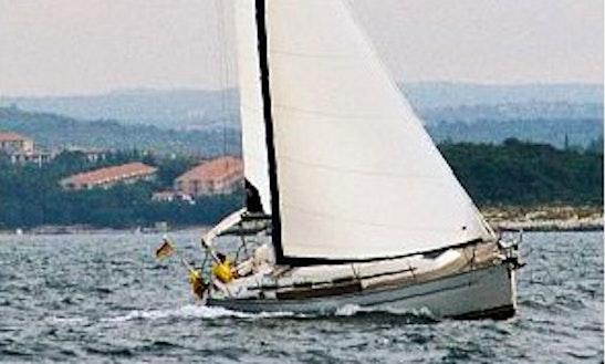 Charter 32' Bavaria Cruising Monohull In Poreč, Croatia