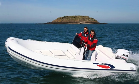 Rent A Semi Rigid 610 Rigid Inflatable Boat In Palavas-les-flots, France