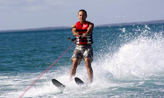 Enjoy Waterskiing In Palavas-les-flots, France
