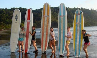 Learn Surfing with the Best and Better than the Rest!