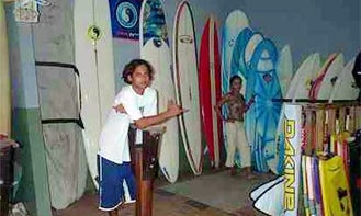 Surf Charter in Jacó, Costa Rica