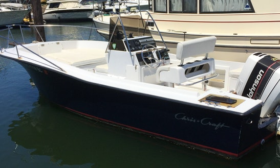 20' Chris Craft - Enjoy A Beautiful River Cruise Or Fishing!